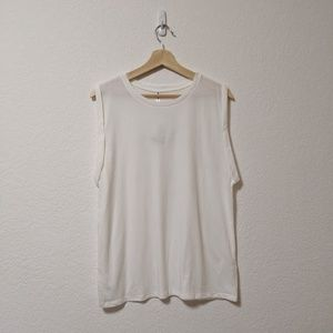 Fabletics muscle tee [NWT]